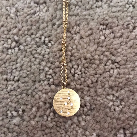 Francesca's Collections Jewelry - Virgo sign necklace from Francescas
